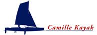 Camille Kayak de randonnée